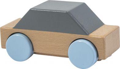 Holzwagen - Grau - Sebra